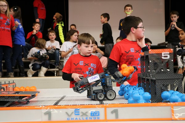 VEX Competition at Vogel Elemetary