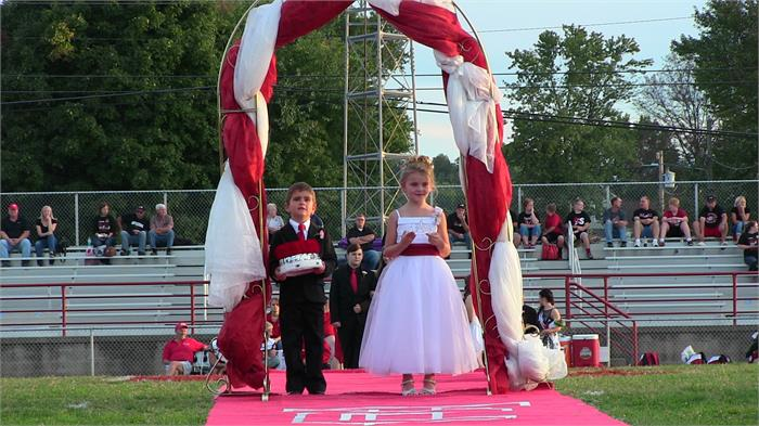 Crown Carriers:  Reese Ford and Sawyer Parke
