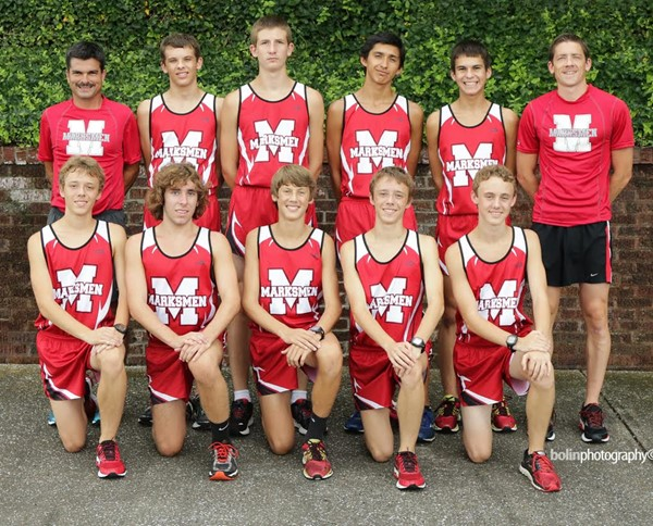 Boys Cross Country 2016