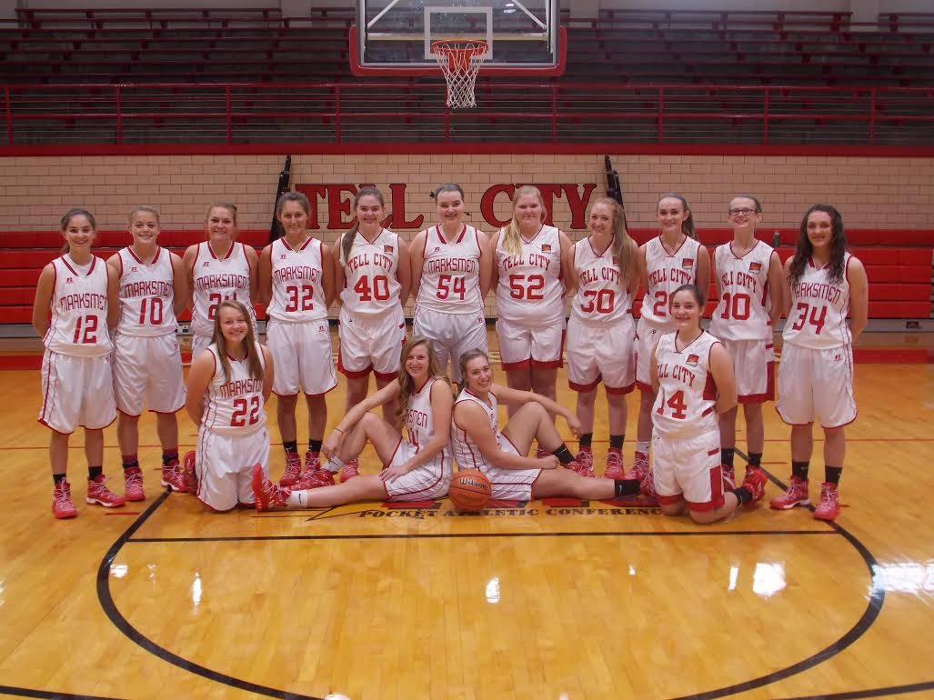 Girls Basketball 2016-17